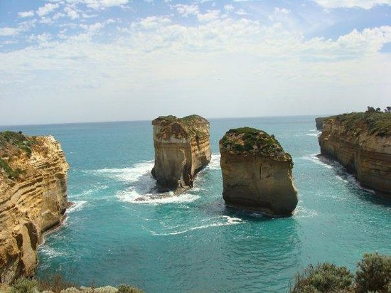 how to go to great ocean road from melbourne