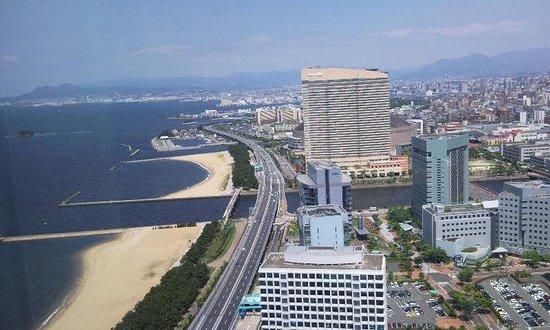 Fukuoka Prefecture, Japan: Fukuoka tower