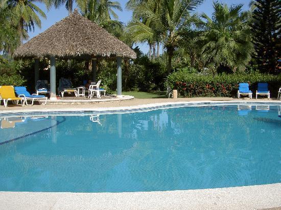 Playa Las Tortugas: Pool