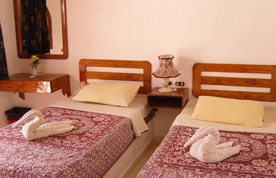 Ghazala Hotel: bedrooms