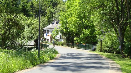 Domaine du Moulin d'Asselborn : omgeving hotel