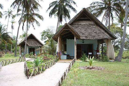 Butiama Beach: Beautiful rooms with a great view