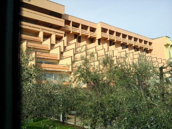 Rabac, Croatia: drei Hotels mit Schwimmbad, Fango, Massagen ect.