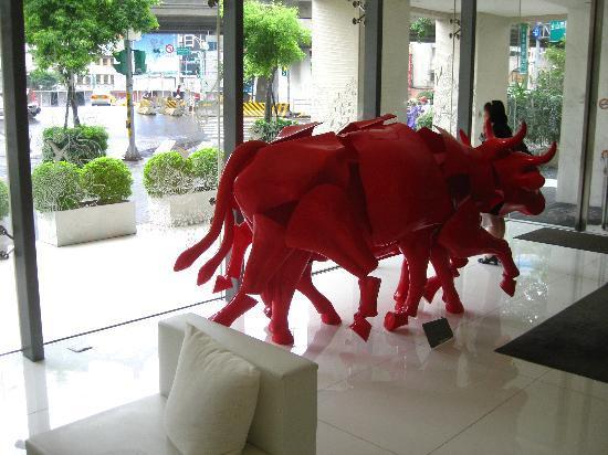 Ambience Hotel: Lobby