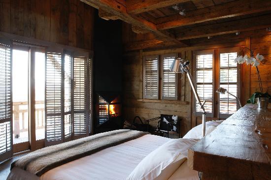 Hotel les Servages d'Armelle : Suite Prestige