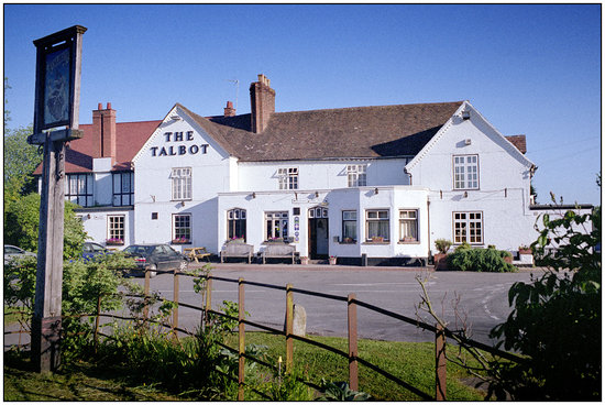 Knightwick, UK: The Talbot