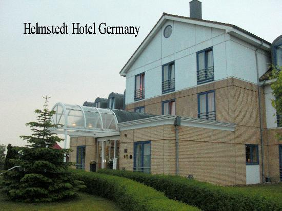 BEST WESTERN Hotel Helmstedt: View from car park.
