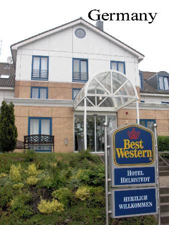 Best Western Hotel Helmstedt : Main entrance