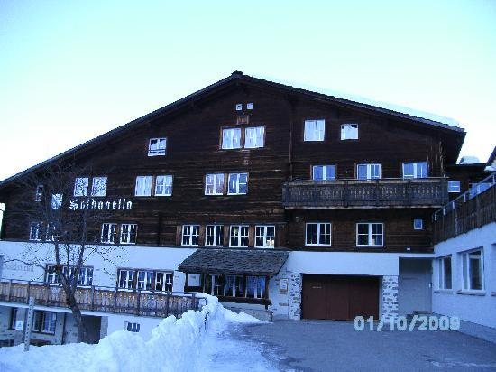 Klosters Youth Hostel: Haus Soldanella