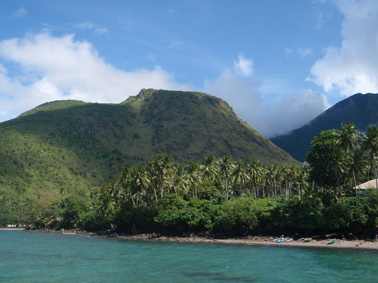 Camiguin Island : mountains of Camiguin