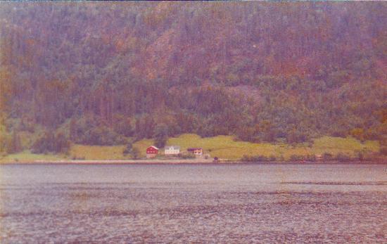 Dalen i Telemark: Panorama dal battello