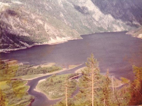 Dalen i Telemark: Il lago di Dalen