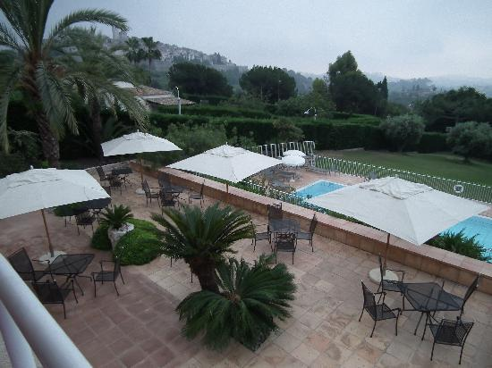 Villa St Maxime : View from Room