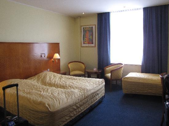 Hotel Du Nord Copenhagen: Triple room