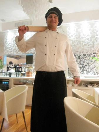 Relais Paradiso: Chef!