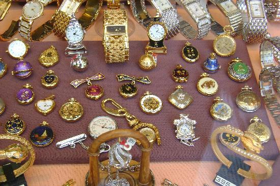 Geneva, Switzerland: Watches