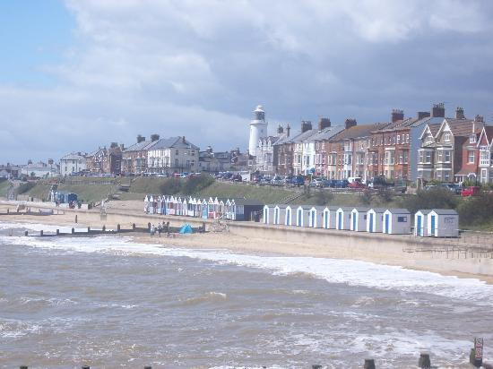 Kessingland Beach Holiday Park - Park Resorts: Southwold from the pier