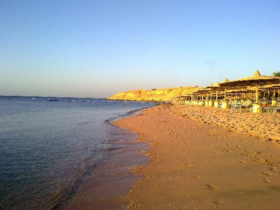 The Royal Savoy Sharm El Sheikh: The beach