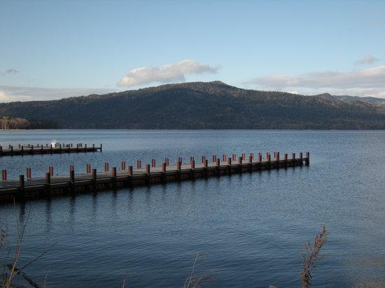 Akan Lake : 阿寒湖の写真その1