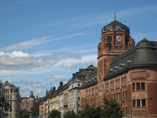 Sztokholm, Szwecja: Stockholm