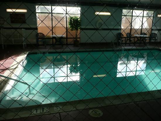 Hampton Inn Castle Rock: Pool