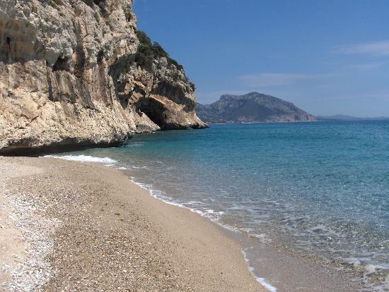 Kianna Bed&Breakfast: Spiaggia Cala Luna