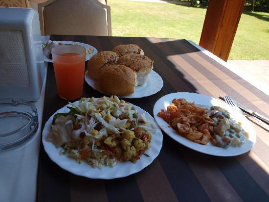 Bora Bora: The food, great tasty and healthy choices(dont expect english your in Turkey)