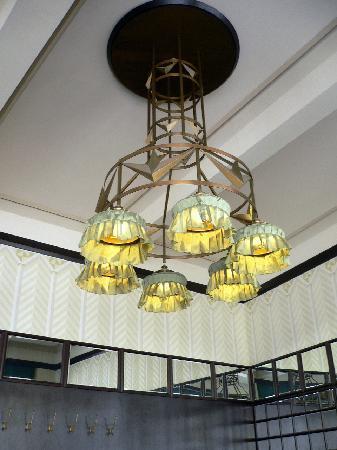 Grand Cafe Orient: cubist design