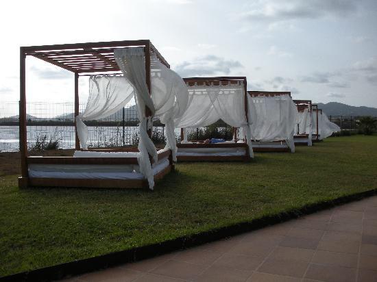 himmelbetten bild von grand palladium palace ibiza resort spa playa d 39 en bossa tripadvisor. Black Bedroom Furniture Sets. Home Design Ideas