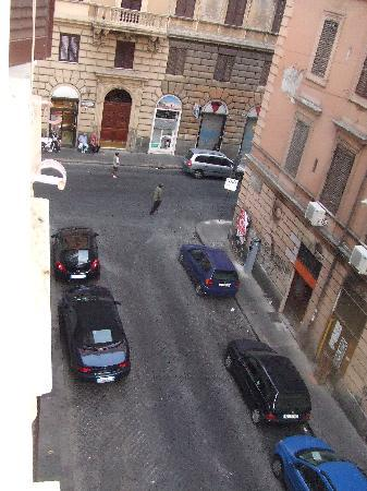 Ciao Roma : View From The Window