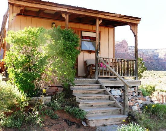 Valley of the Gods Bed and Breakfast: Our little house.