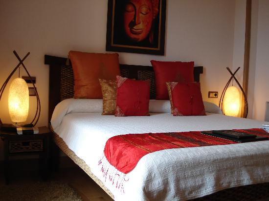 The Marbella Heights Boutique Hotel : Quiet comfort