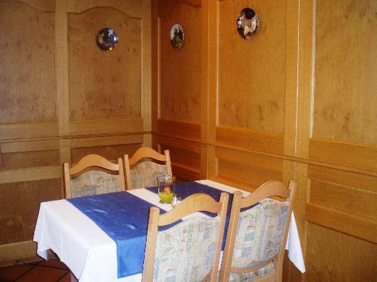 Hotel-Gasthof Bären: im Hotelrestaurant