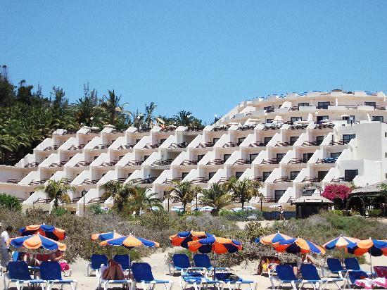 El Hotel Visto Desde La Playa Bild Von Sbh Crystal Beach Hotel