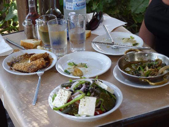 Restaurant Raki: plats raffinés et délicieux