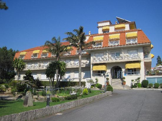 Hotel Spa Atlántico: Front of the Hotel