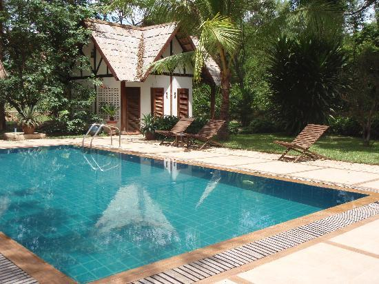 Ban Sufa Garden Resort: la piscine