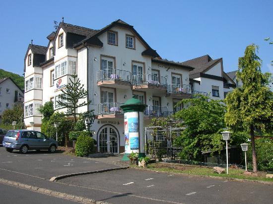 Moselromantik Hotel Panorama: Vue de l'hôtel