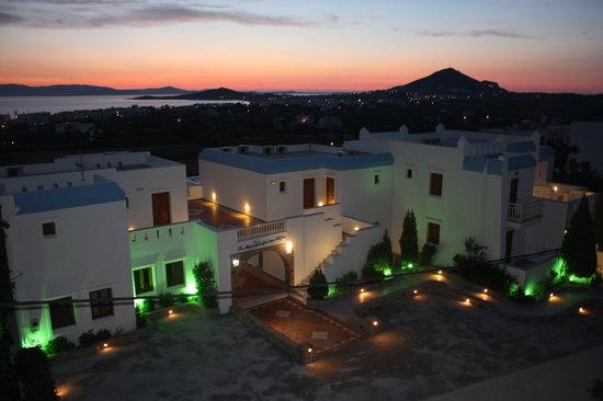Margaritari Hotel Agia Anna Naxos Island
