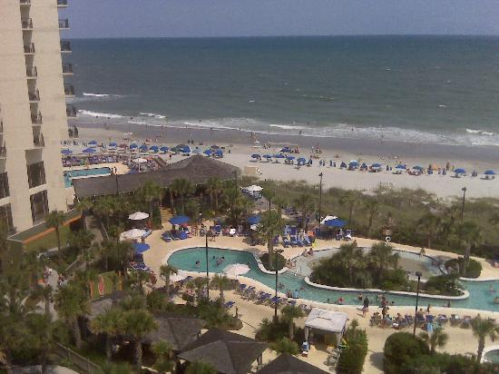 Royale Palms Condominiums by Hilton : Great view