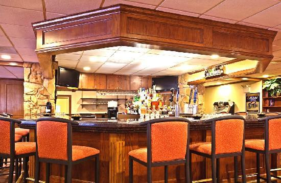 Holiday Inn Rolling Meadows - Schaumburg Area: Fine spirits & delicious food awaits you in our lounge