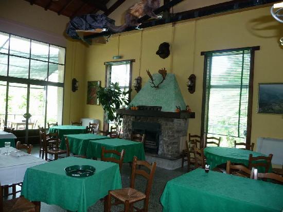 Buca Di Baldabo': La partie restaurant