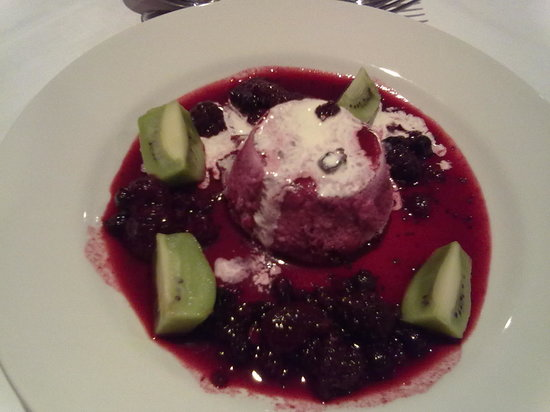 The Arlington West Bistro: Summer Pudding