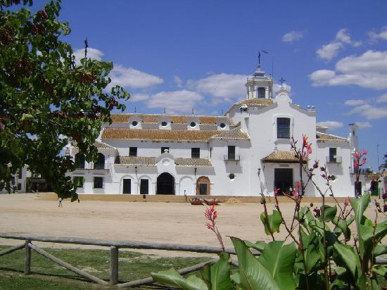 El Rocio, Spania: Huelva, El Rocío