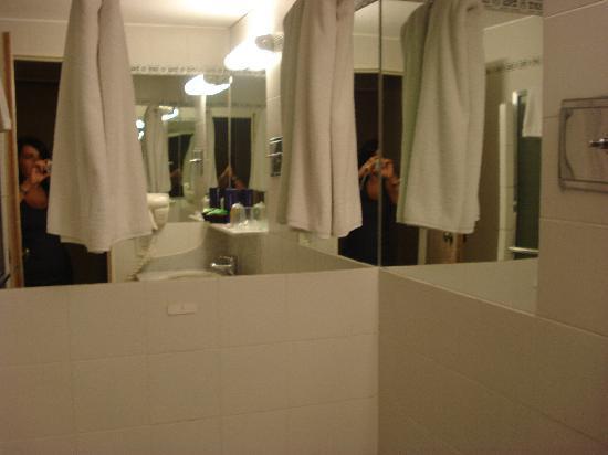Hotel Salto Grande: Baño del Hotel