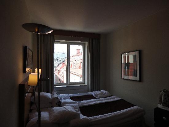 سكانديك كلارا: Our room