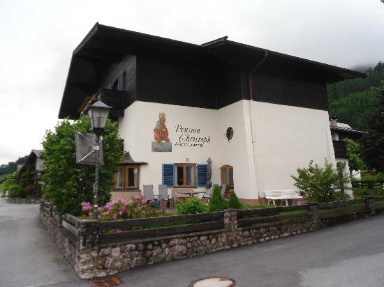 Pension Christoph: La façade