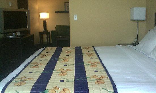 SpringHill Suites Cheyenne: Bed