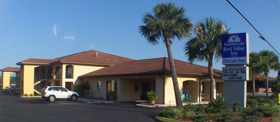 Americas Best Value Inn St. Augustine Beach: Americas Best Value Inn