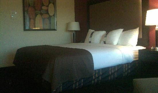 Holiday Inn Hotel & Suites Grand Junction-Airport: Bed